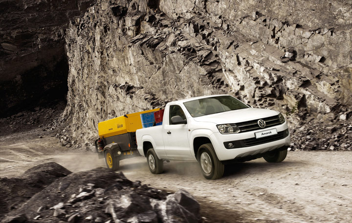volkswagen amarok | models and gallery