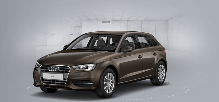 Image for A3 SPORTBACK 1.8T FSI STRONIC