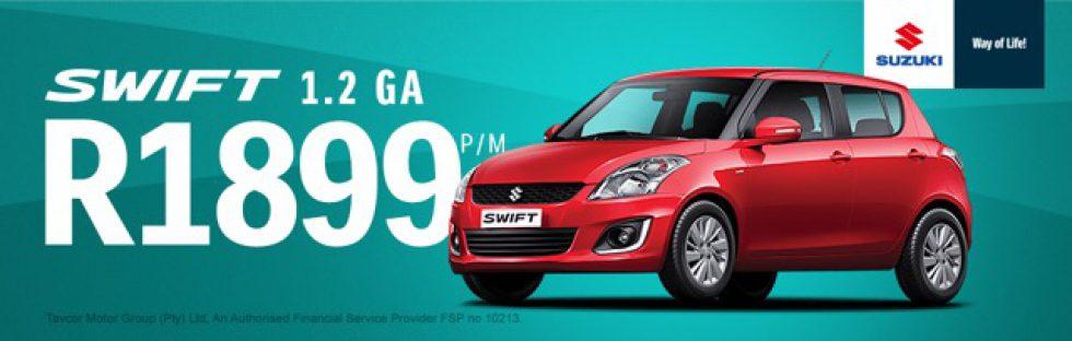 Suzuki Swift R1899