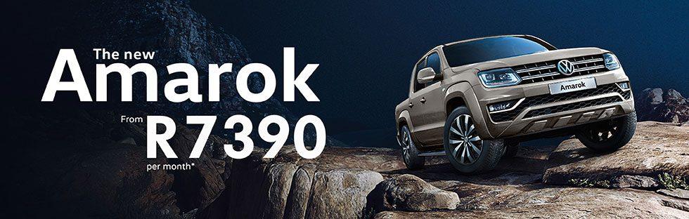 New Amarok R7900