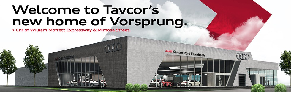 Welcome to Tavcor's new home of Vorsprung.