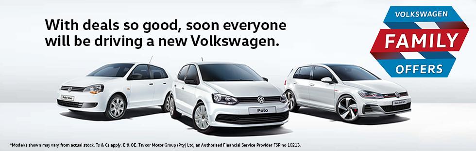 VW Family Deal