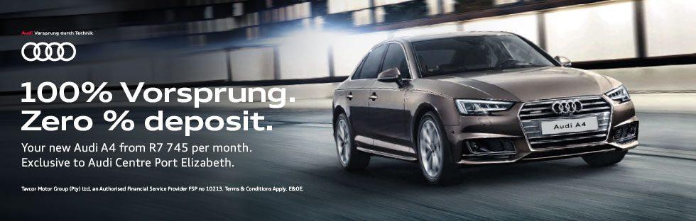 Audi A4 Promo